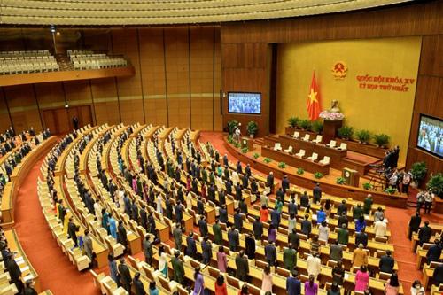 Kết quả kỳ họp thứ Nhất Quốc hội khóa XV