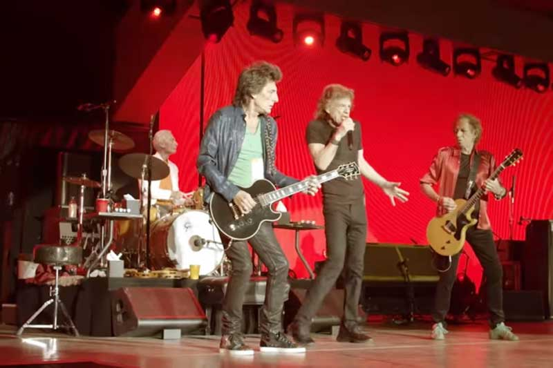 9. No Filter Tour (The Rolling Stones) - Doanh thu: 415.609.064 USD.