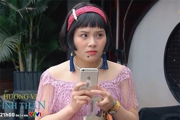 Chân dung nữ diễn viên bị khán giả đòi thay vai trong Hương vị tình thân - Ảnh 1.