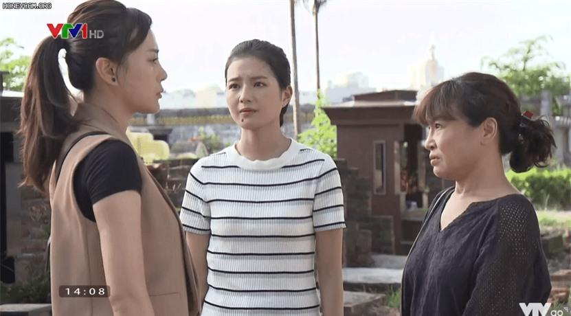 Chân dung nữ diễn viên bị khán giả đòi thay vai trong Hương vị tình thân - Ảnh 2.