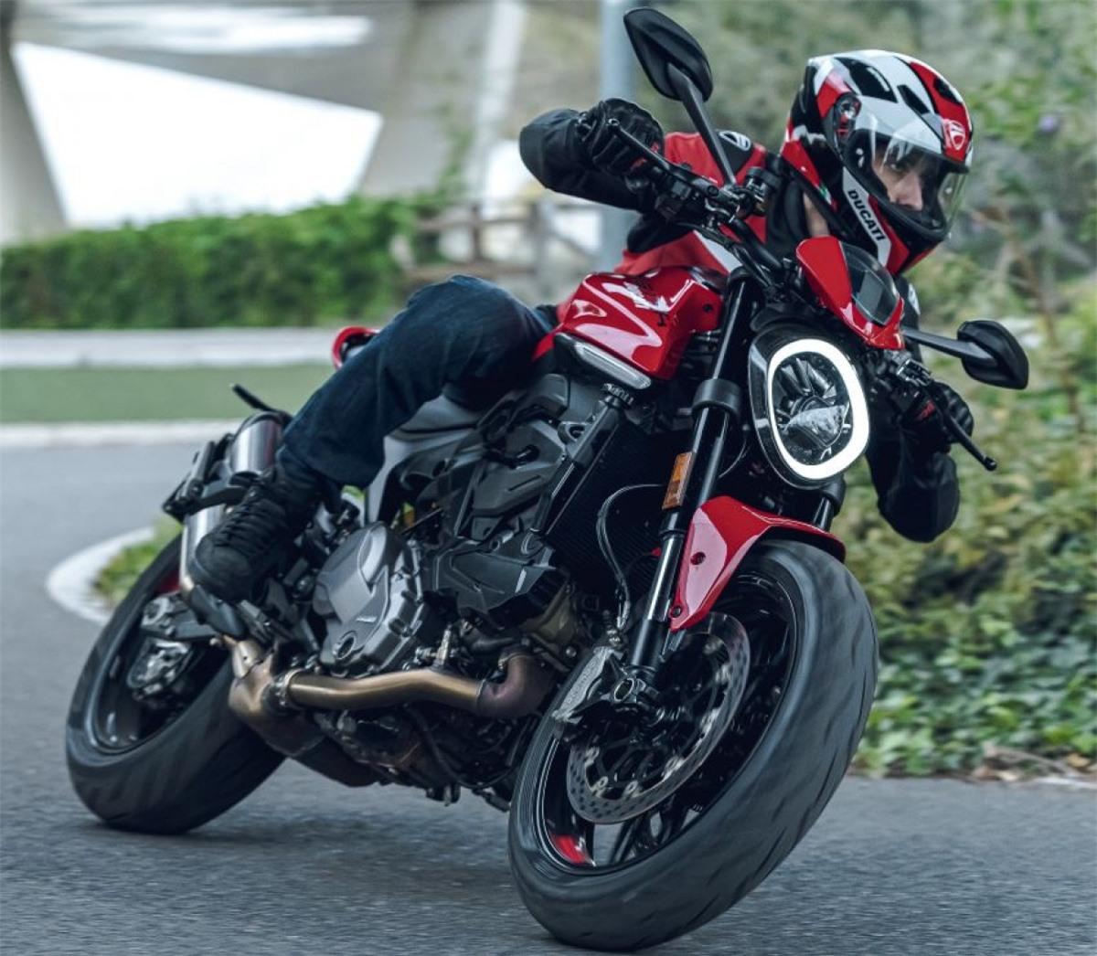 Ducati tăng 43% doanh số trong nửa đầu năm 2021