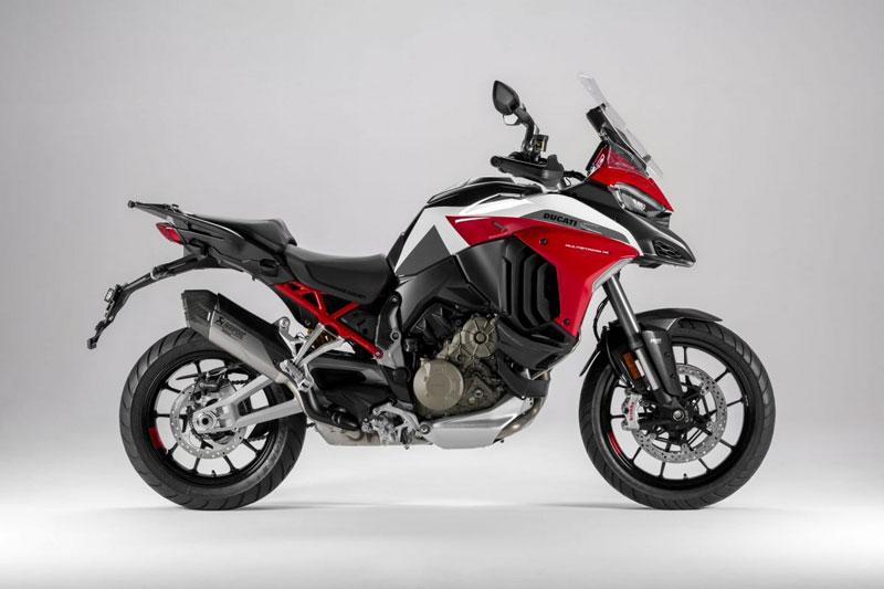 Ducati tăng 43% doanh số trong nửa đầu năm 2021 - x��� s��� ki���u m���