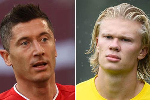 Bayern không nhả Lewandowski cho Chelsea, chưa vội mua Haaland