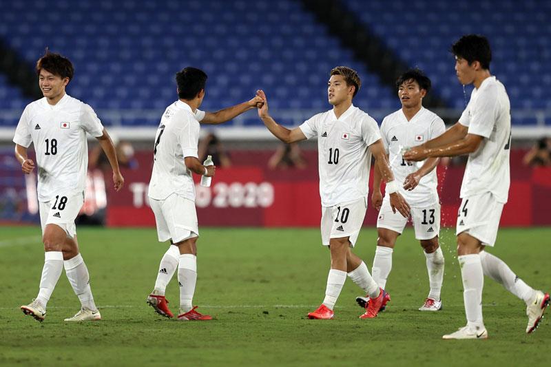 Olympic Nhật Bản ghi dấu ấn đậm nét