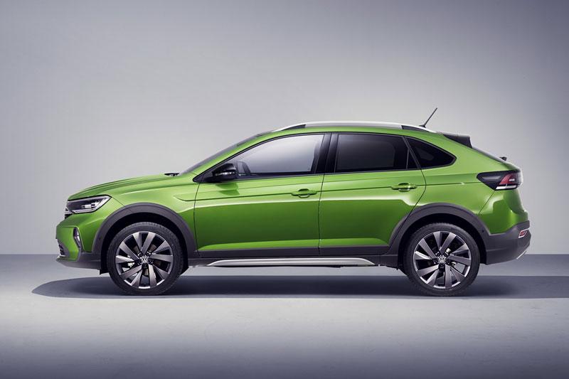 Cận cảnh SUV lai coupe hoàn toàn mới vừa được Volkswagen ra mắt