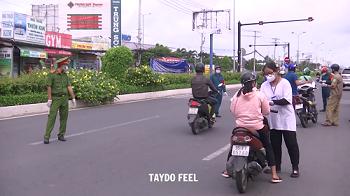 Cần Thơ: Siết chặt người và phương tiện lưu thông vào thành phố từ 19h ngày 30/7