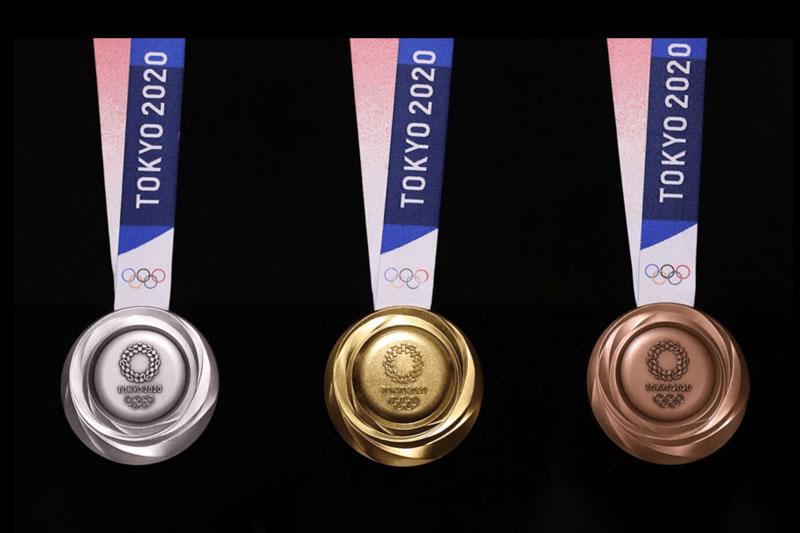 Bảng tổng sắp huy chương Olympic Tokyo 2020 ngày 30/7
