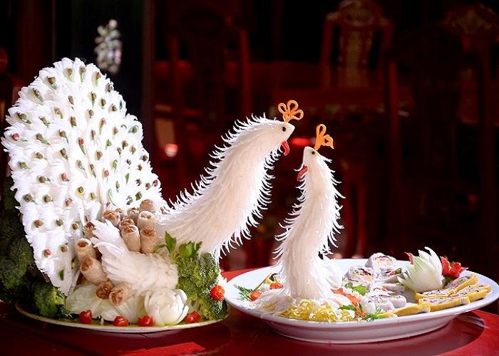 Thi sáng tác logo 'Huế - Kinh đô ẩm thực'