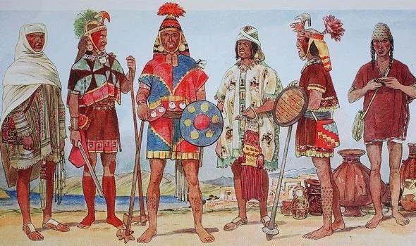 Dịch bệnh và chiến tranh là nguyên nhân khiến đế chế Inca bị xóa sổ.