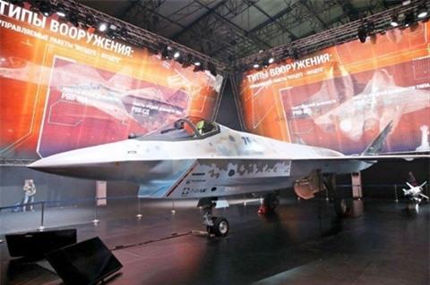 Chuyen gia Nga noi ve kich ban khong chien Su-75 va F-35