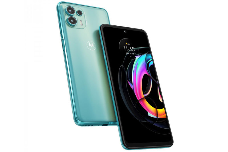 Motorola Edge 20 Lite 5G.