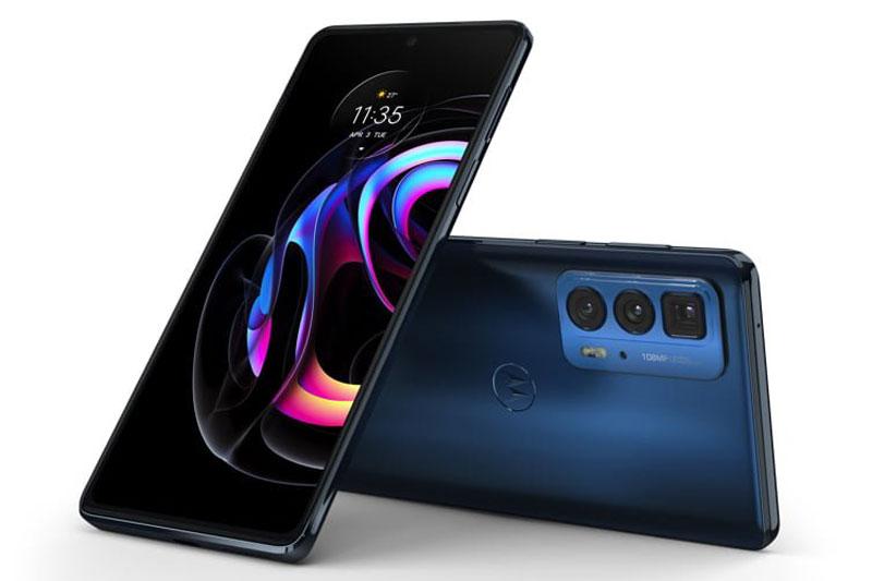 Motorola Edge 20 Pro 5G.