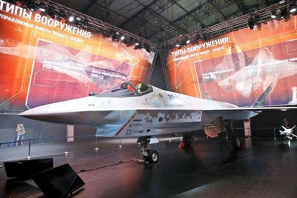 Chuyên gia Nga nói về kịch bản không chiến Su-75 và F-35 - mega 655