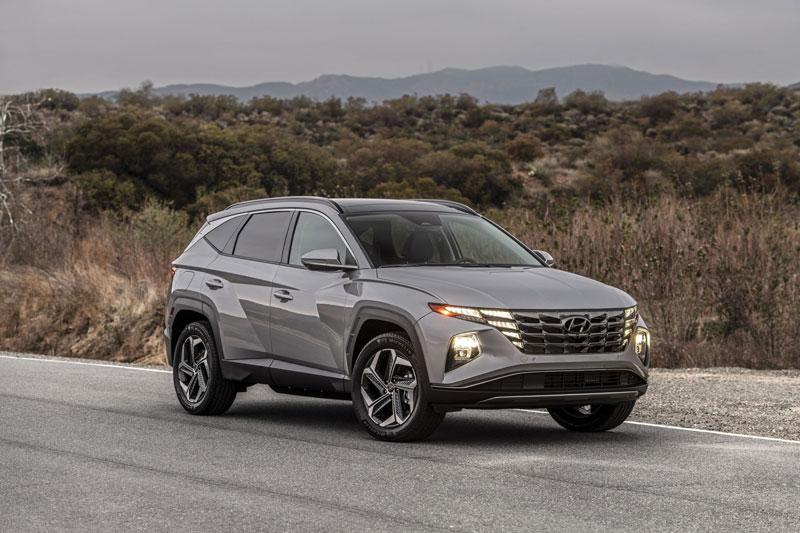 Top 10 xe SUV AWD tốt nhất năm 2021: Hyundai Tucson đứng đầu