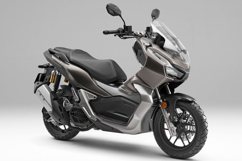 10. Honda ADV 150.