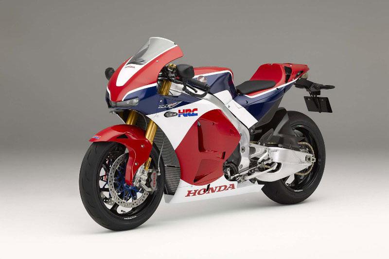 2. Honda RC213V-S.