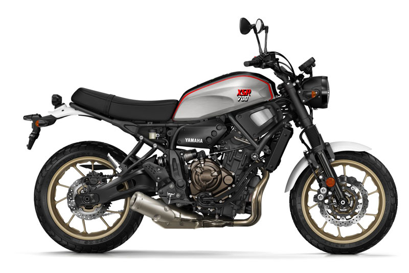 3. Yamaha XSR XTribute (giá khởi điểm: 8.402 bảng).