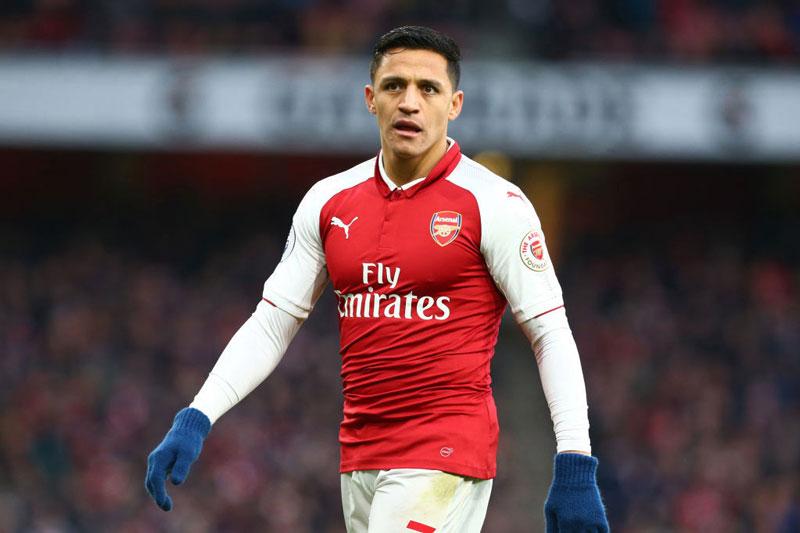 7. Alexis Sanchez (mua từ Barcelona, 2014, 38 triệu bảng).