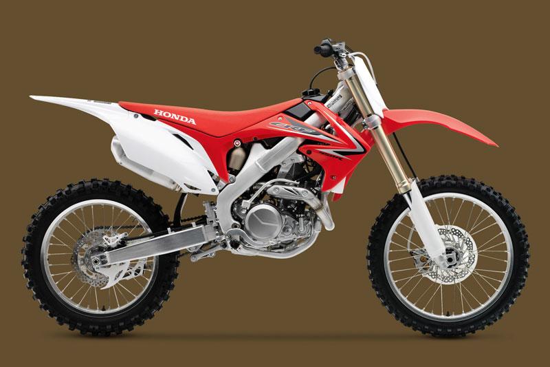 7. Honda CRF 450R.