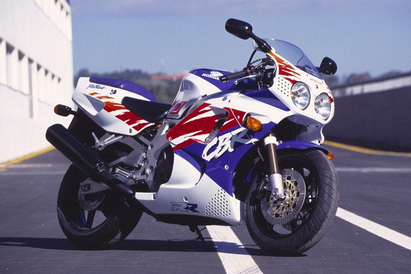 9. Honda CBR900RR.