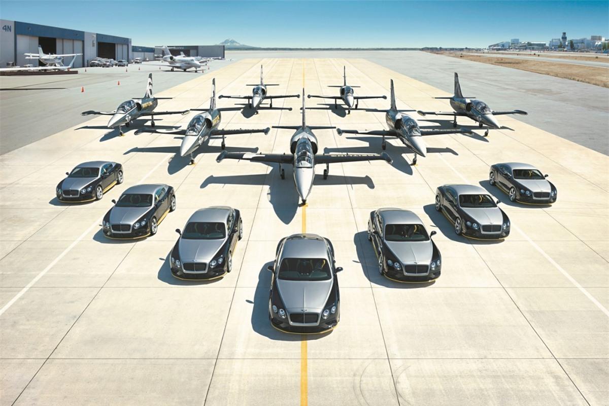 Quay về thời điểm 7 năm trước, Bentley khi đó lần đầu giới thiệu dòng sản phẩm cá nhân hóa Mulliner đầu là một loạt 15 chiếc Flying Spur Serenity.