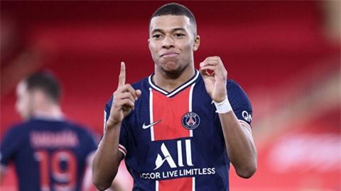 Real Madrid treo thưởng 40 triệu euro cho Mbappe