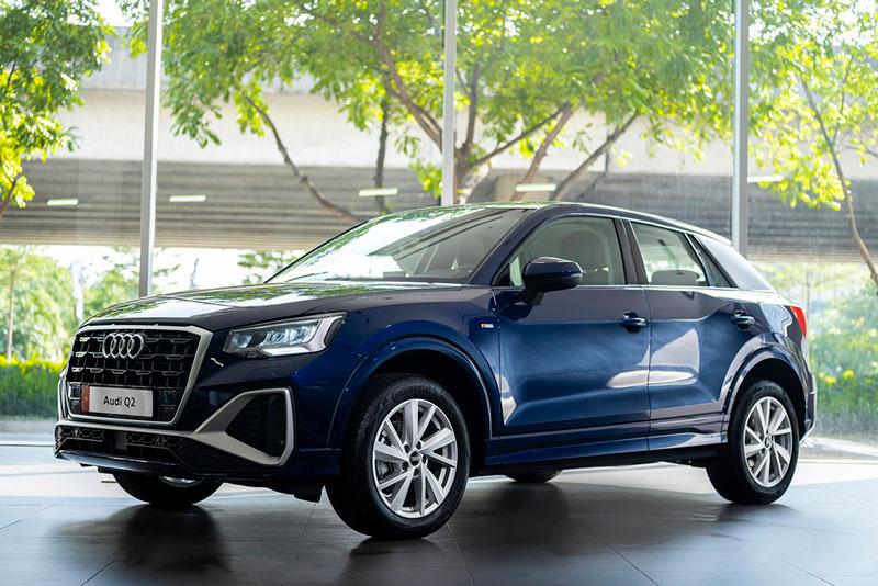 Audi Q2 2021. Ảnh: Oto.com.vn