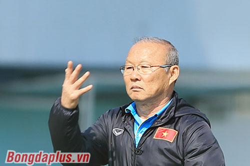 HLV Park Hang Seo hy vọng gia hạn hợp đồng với ĐT Việt Nam