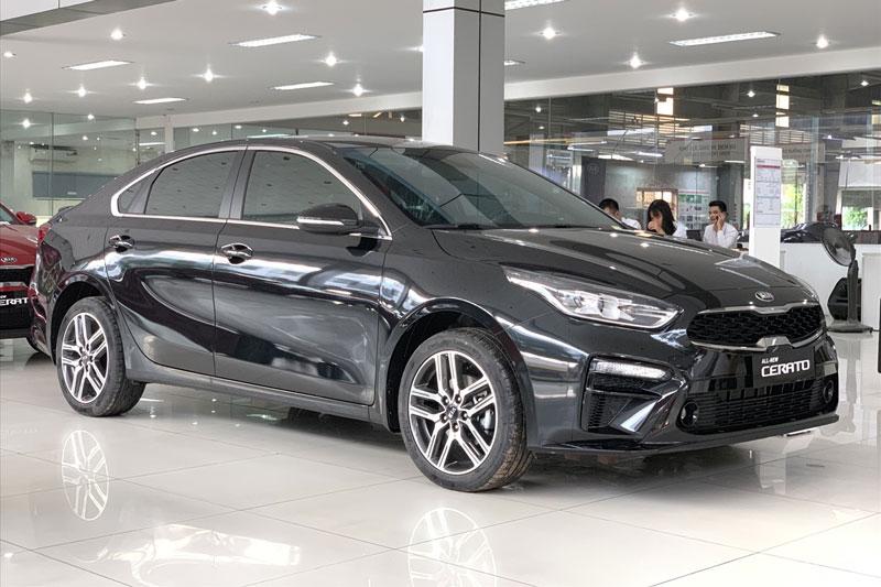 Bảng giá xe Kia tháng 8/2021: Thêm lựa chọn mới