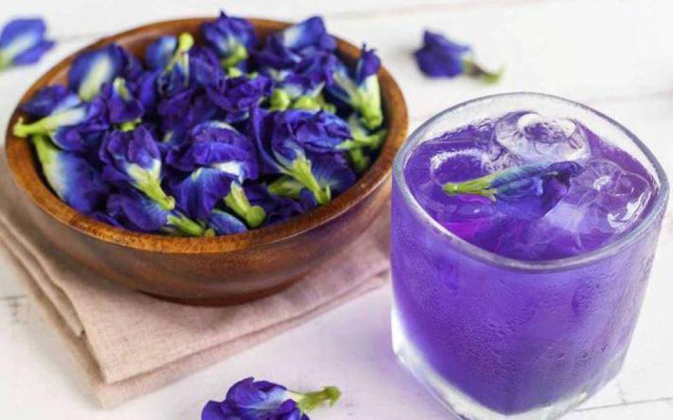 Những đối tượng nào không nên dùng hoa đậu biếc?
