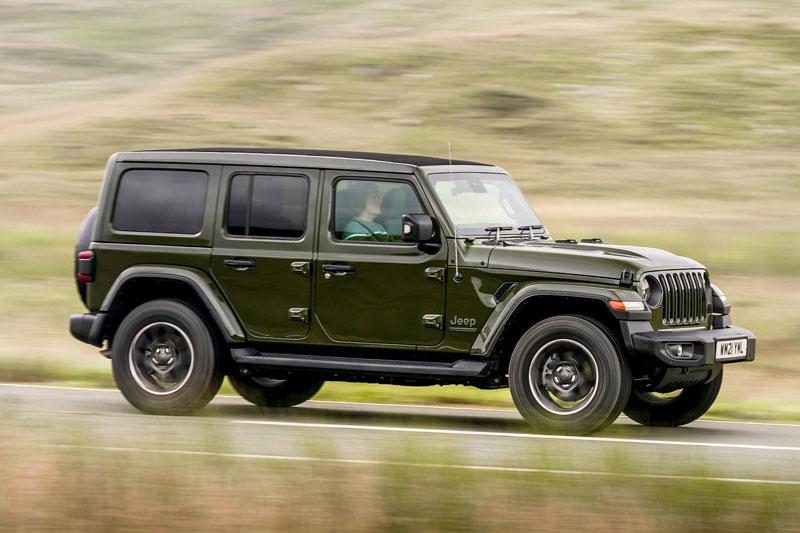 Chi tiết Jeep Wrangler 80th Anniversary Edition vừa ra mắt, giá từ 28.900 USD