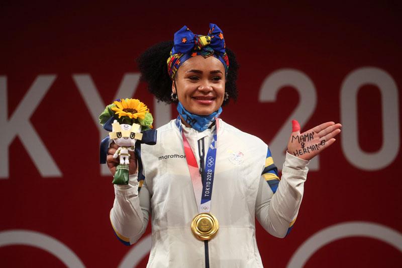 Bảng tổng sắp huy chương Olympic Tokyo 2020 ngày 1/8