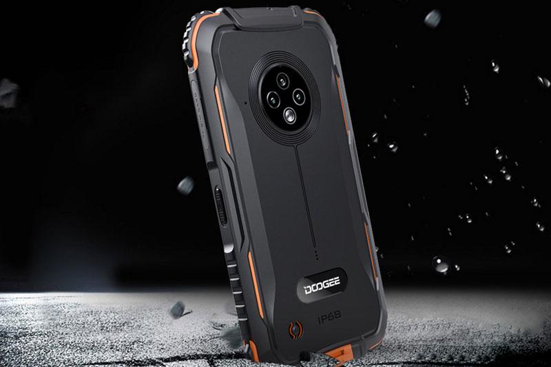 Smartphone 'nồi đồng cối đá', pin 4.350 mAh, giá gần 4 triệu đồng