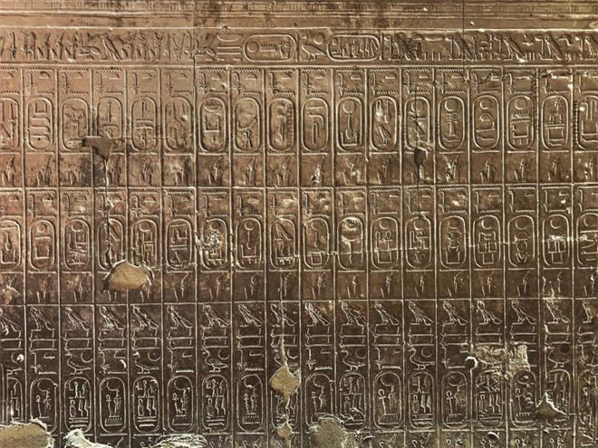 Khai quật lăng mộ pharaoh hiếm hoi không được ướp xác, chuyên gia kinh ngạc: Pharaoh cũng là kẻ đạo mộ? - Ảnh 1.