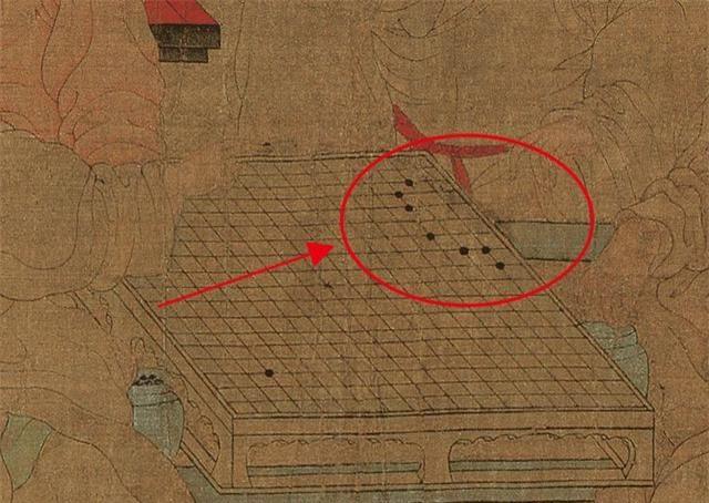 Phóng to 10 lần bức tranh cổ: Hậu thế ngỡ ngàng phát hiện bí mật quyền lực trên bàn cờ ngàn năm - Ảnh 5.
