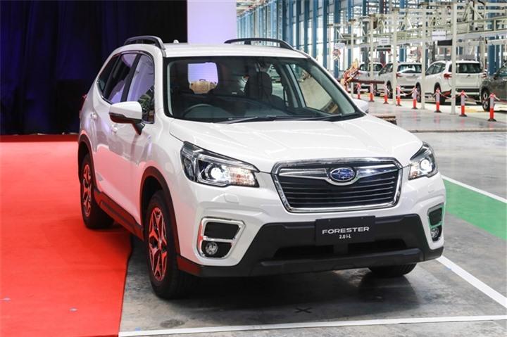 Những mẫu SUV dẫn động 2 cầu giá thấp nhất tại Việt Nam - 7
