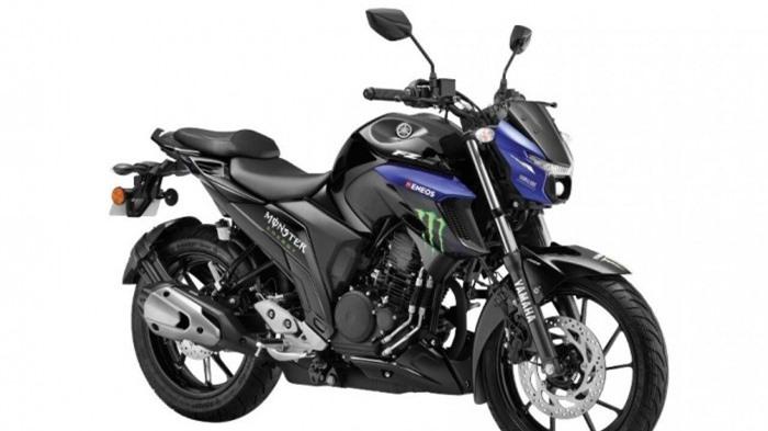 Yamaha FZ 25 phối màu xe đua giá 43,1 triệu đồng 1