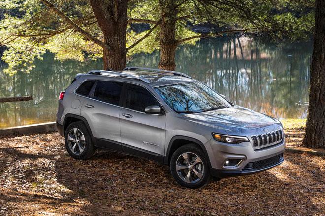 Jeep Cherokee 2021 sắp ra mắt Việt Nam có gì để cạnh tranh với Honda CR-V, Mazda CX-5?