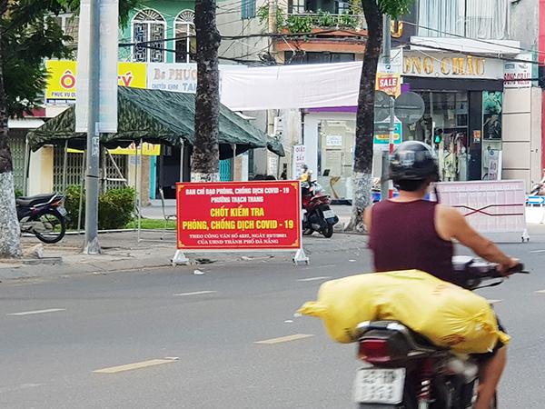 Đà Nẵng đang trong những ngày nắng nóng gay gắt với nhiệt độ cao nhất lên tới 39 độ