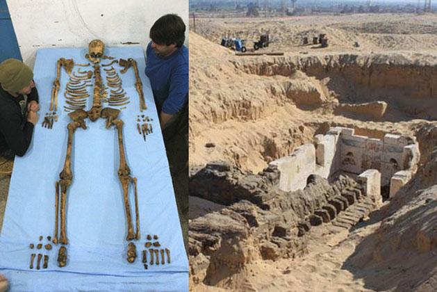 Khai quật lăng mộ pharaoh hiếm hoi không được ướp xác, chuyên gia kinh ngạc: Pharaoh cũng là kẻ đạo mộ?