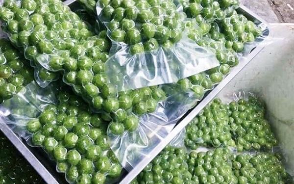 Xuất khẩu 22 tấn quả sấu đông lạnh trị giá hơn 6,5 tỷ đồng sang Úc