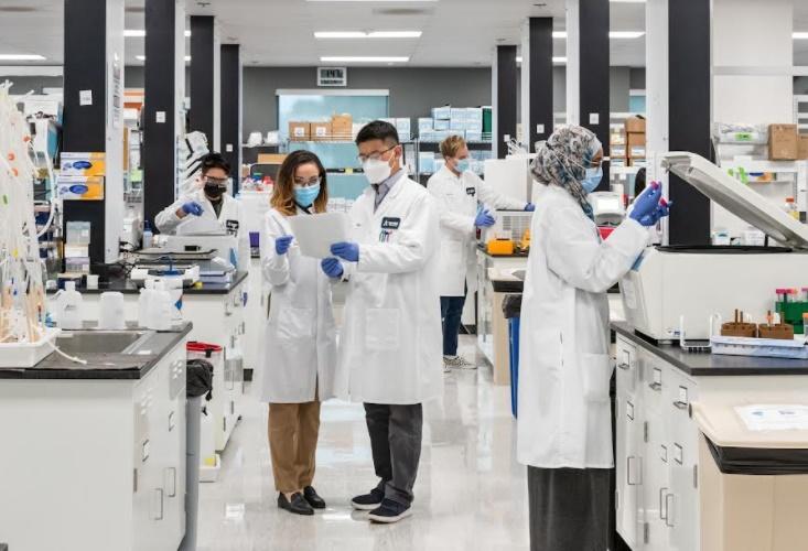 Vingroup nhận chuyển giao công nghệ sản xuất vaccine từ Mỹ, có thể chống lại chủng Delta