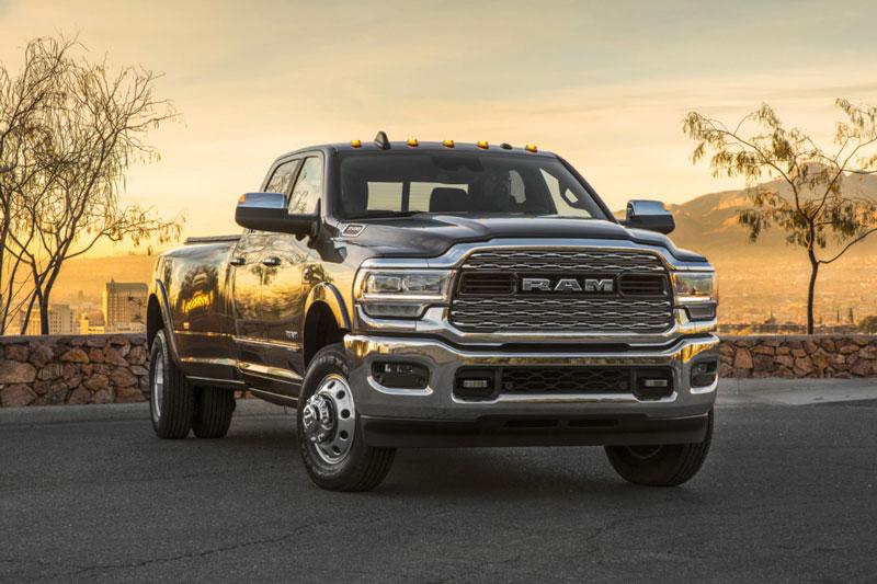Top 10 xe bán tải hạng nặng tốt nhất năm 2021