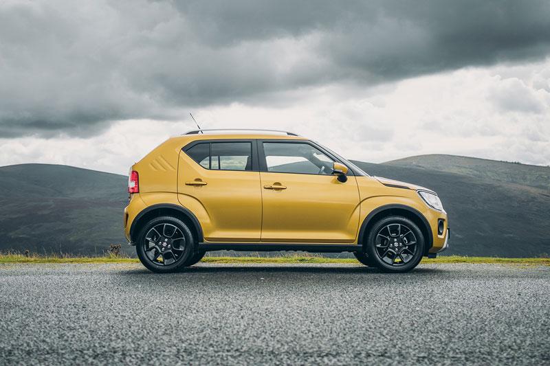 Khám phá xe hơi 'tí hon' của Suzuki, giá 335 triệu đồng