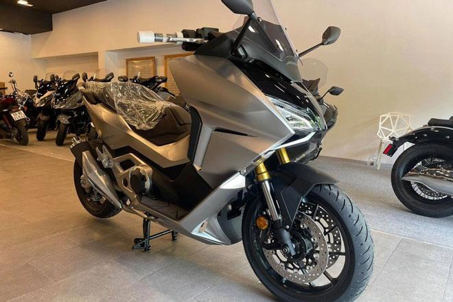 Honda Forza 750 xuất hiện tại Việt Nam, nhập khẩu từ Italia