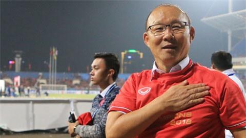 HLV Park Hang Seo có niềm tin ĐT Việt Nam dự World Cup 2022