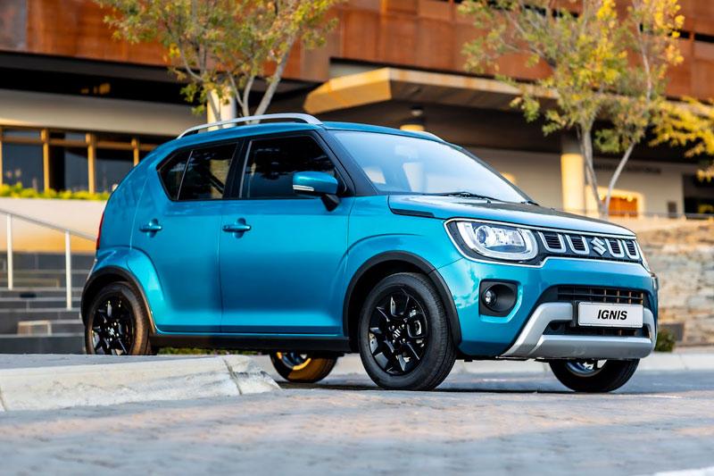 Suzuki Ignis 2021.