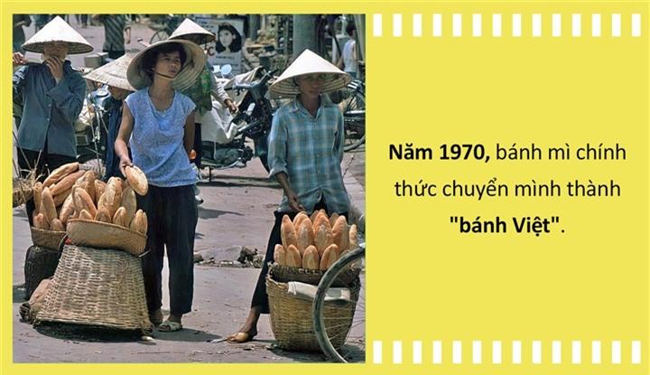 Ẩm thực Việt: Từ vay mượn món Tây, bánh mì Việt thành đặc sản vươn tầm quốc tế - 2