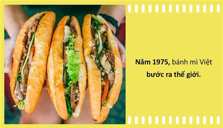 Ẩm thực Việt: Từ vay mượn món Tây, bánh mì Việt thành đặc sản vươn tầm quốc tế - 3