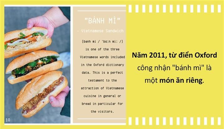 Ẩm thực Việt: Từ vay mượn món Tây, bánh mì Việt thành đặc sản vươn tầm quốc tế - 5